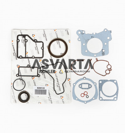 LOMBARDINI BOTTOM GASKET SET