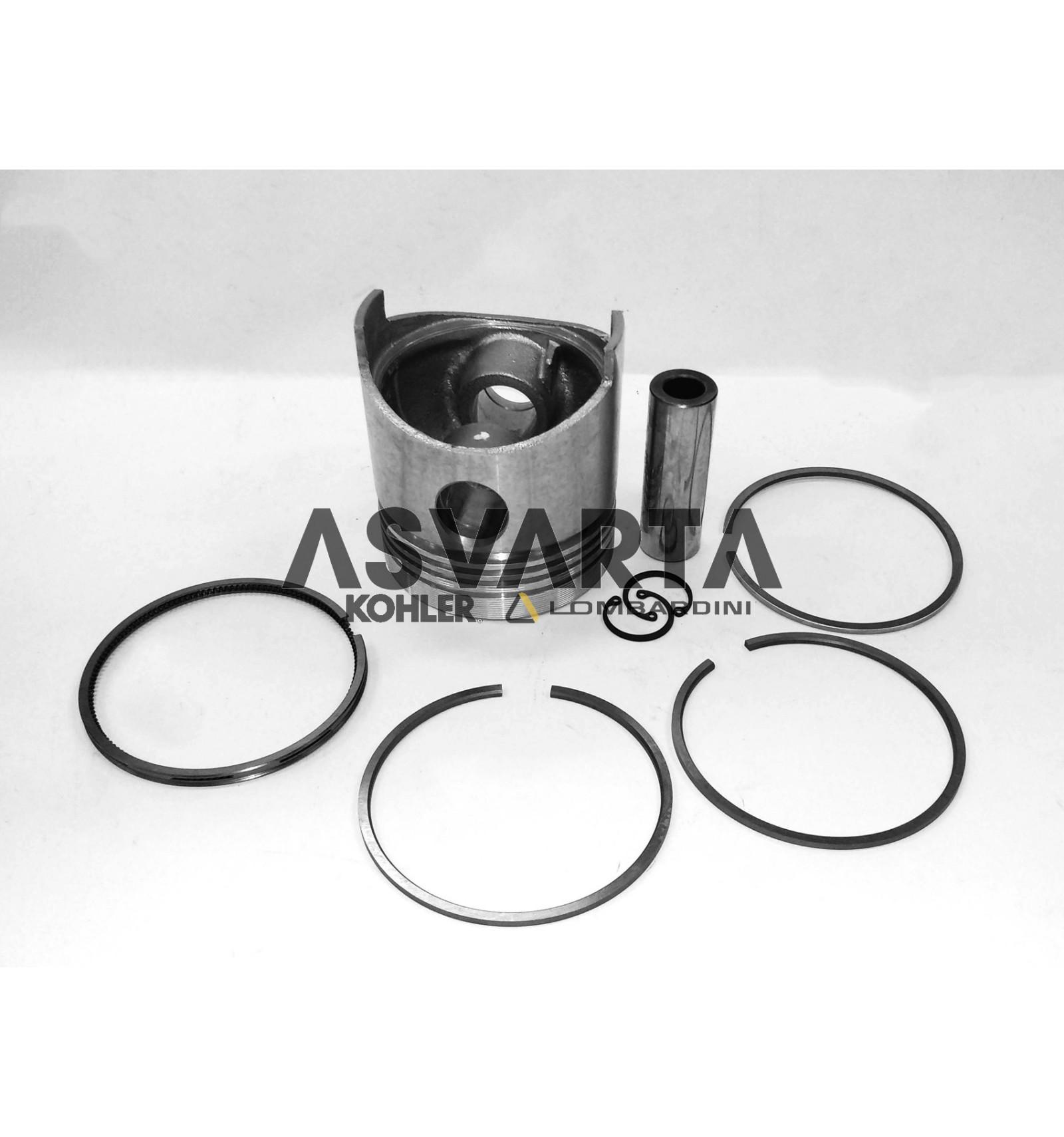 95mm #0021750000 RP280 CRD 951//2 Piston Ring Set for RUGGERINI CRD951