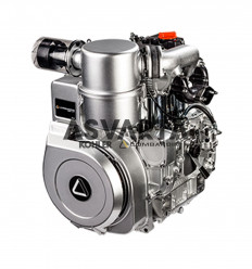 KIT Motor Kohler KD 625/2 + PUMP PREDISPOSITION + CABLE