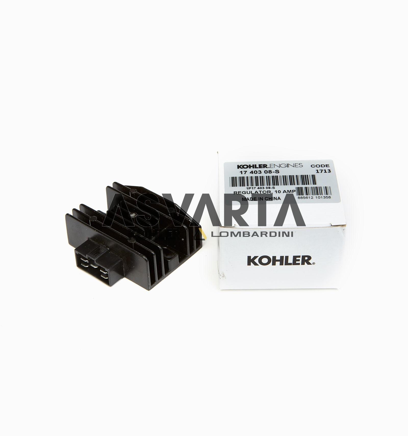 Regulator Kohler Command Pro CH270, CH395, CH440