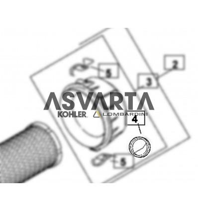Valvula Detector Particulas