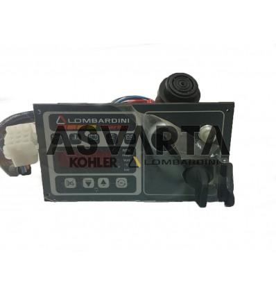 Electrical Panel Indicator Lombardini CHD And LDW Dashboard