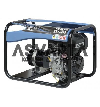 Groupe électrogène diesel 4000 CS Kohler SDMO
