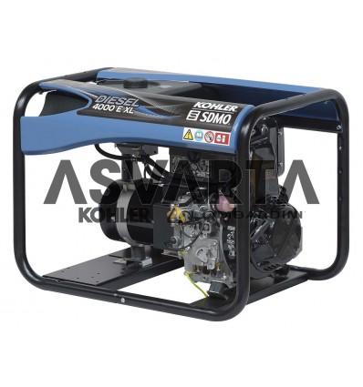 Grupo Electrógeno Diesel 4000 E XL C5 Kohler SDMO