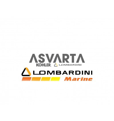 Cuadro Voltaje Temperatura Lombardini Marine 1404 M