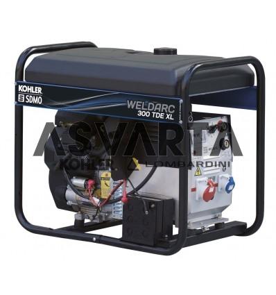 Welding Set Weldarc 300 TDE XL C5 Kohler SDMO