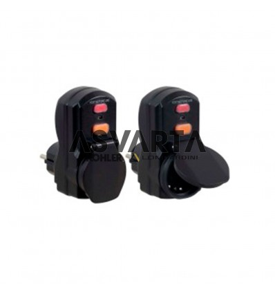 Kit 2 Differential Adapters for Kohler SDMO Domestic Sockets
