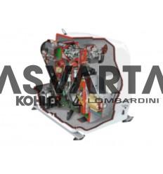 Motor Lombardini Marine LDW 702 MG para Generadores