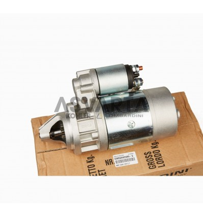 LOMBARDINI 4LD 820 STARTING ENGINE