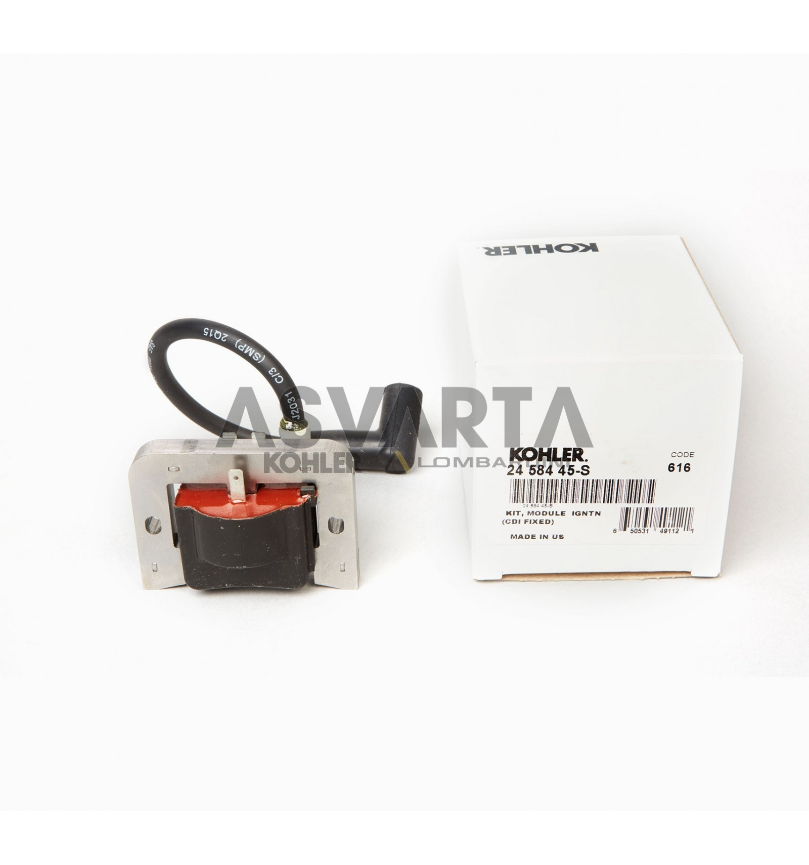 KOHLER IGNITION COIL CH , CV, SV