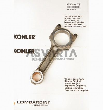 LOMBARDINI CONNECTING ROD 9LD 11LD
