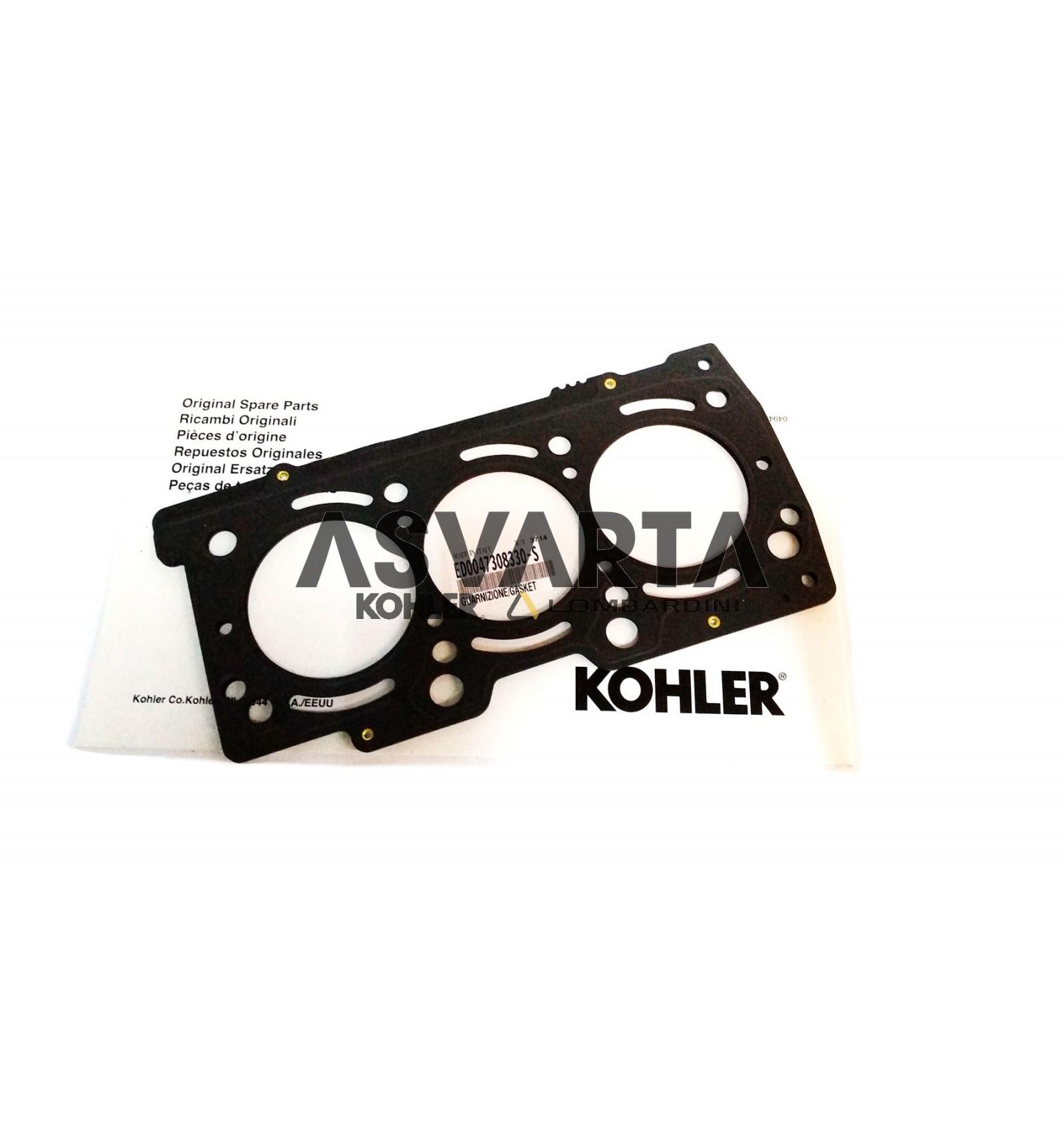 Genuine Kohler Diesel Lombardini GASKET # ED0044001020S