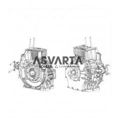 Motor Diesel Kohler KD15 350
